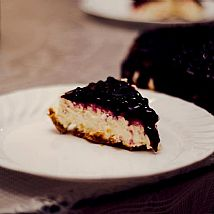 Cheesecakes - Blueberry Cheesecake